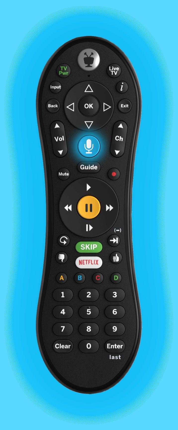 voice control rh explore tivo com Direct TV TiVo Remote Control Direct TV TiVo Remote Control